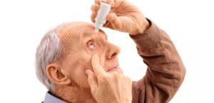 O uso de colírios no tratamento do Glaucoma