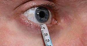 A importância da produção de lágrimas e o teste de Schimer