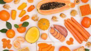 Vitamina A é essencial para visão