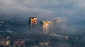 Quais problemas a poluição pode causar à nossa visão?