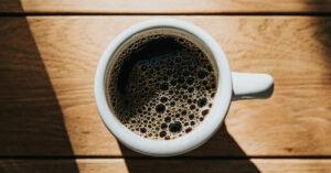 Como a cafeína pode influenciar em nossa visão?